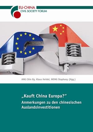 """Titelseite """"Kauft China Europa"""""""